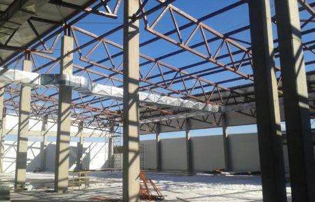 Конструкторское бюро, проектирование заводов, металлоконструкций, зданий и навесов. Проектирование сооружений, реконструкция общественных зданий